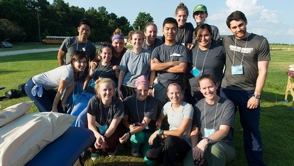 Moultrie 2015: PT Students Help Migrant Farm Workers Image