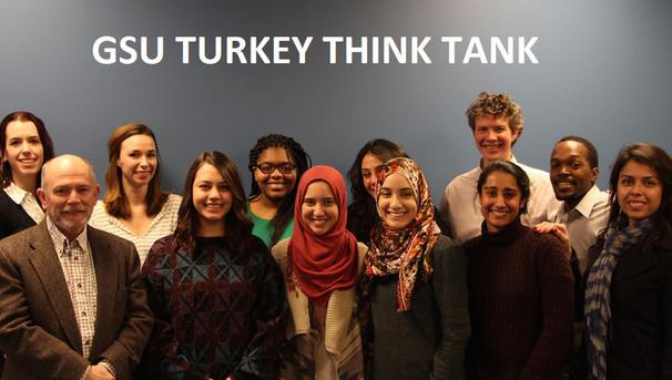 "GSU Turkey 2015 ""The Study Abroad Think Tank"" Image"