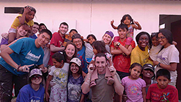 International Student Association - Peru Housebuilding Trip Image