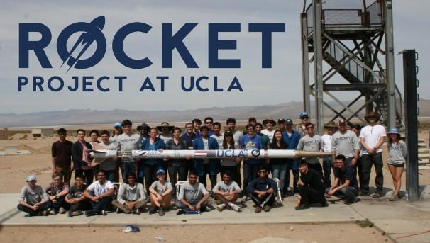 #UCLASpaceShot Image