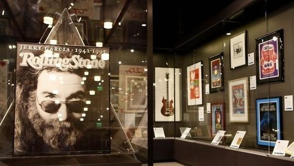 UCSC Grateful Dead Archive - Jerry Garcia Memorial Project Image