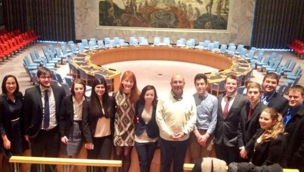 Student Trip to the United Nations Image