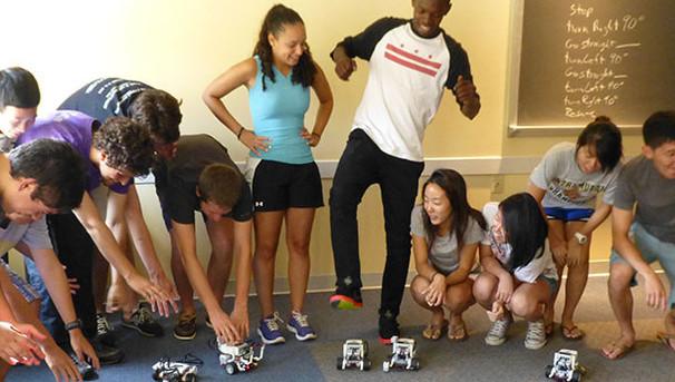 K - 12 Robotics Clubs Image