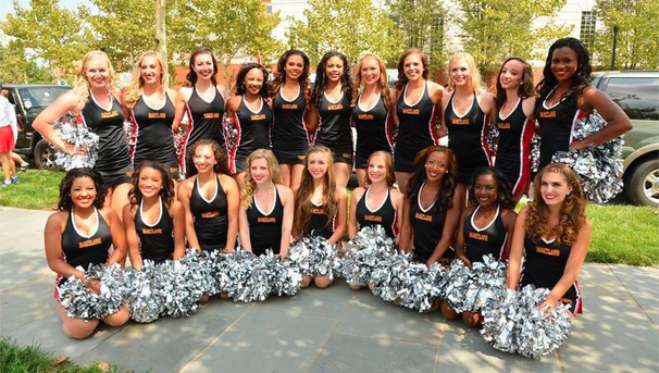 New Uniforms for UMD Dance Team Image