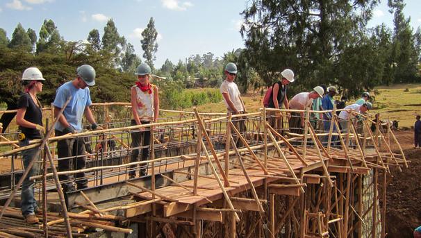 Send UMD's Engineers Without Borders to Ethiopia Image