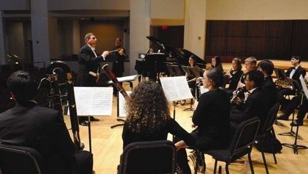 Send the UMD Wind Orchestra to San Jose, California Image