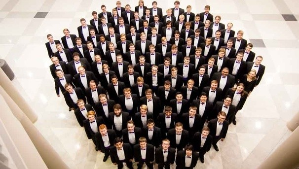 Varsity Men's Glee Club: The Gift that Keeps on Giving Image