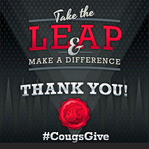 Image for Update: Thanks for making a difference during #CougsGive.