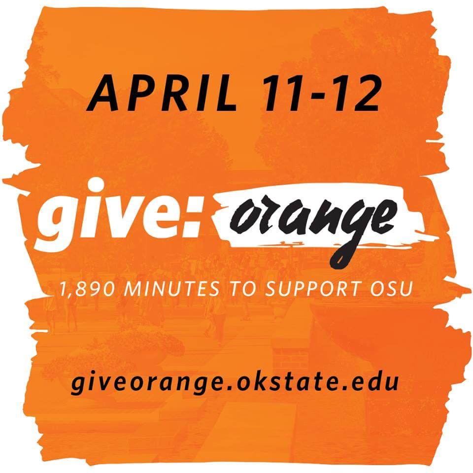 give orange faq