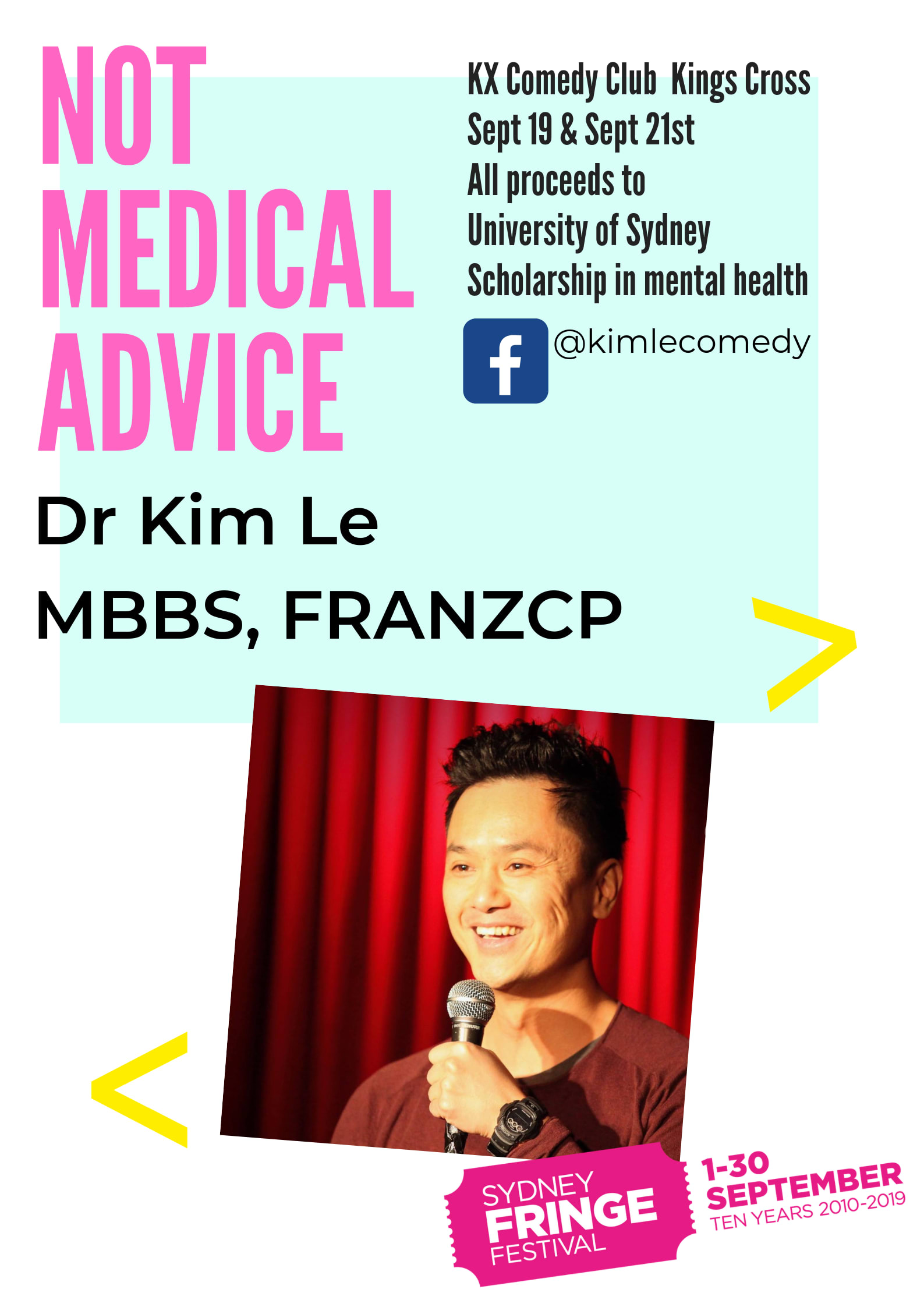 The University of Sydney | Andrew Tu Scholarship in Pharmacy