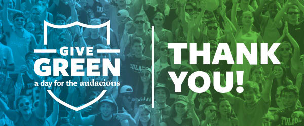 Image for Update: Thank you for supporting Give Green!