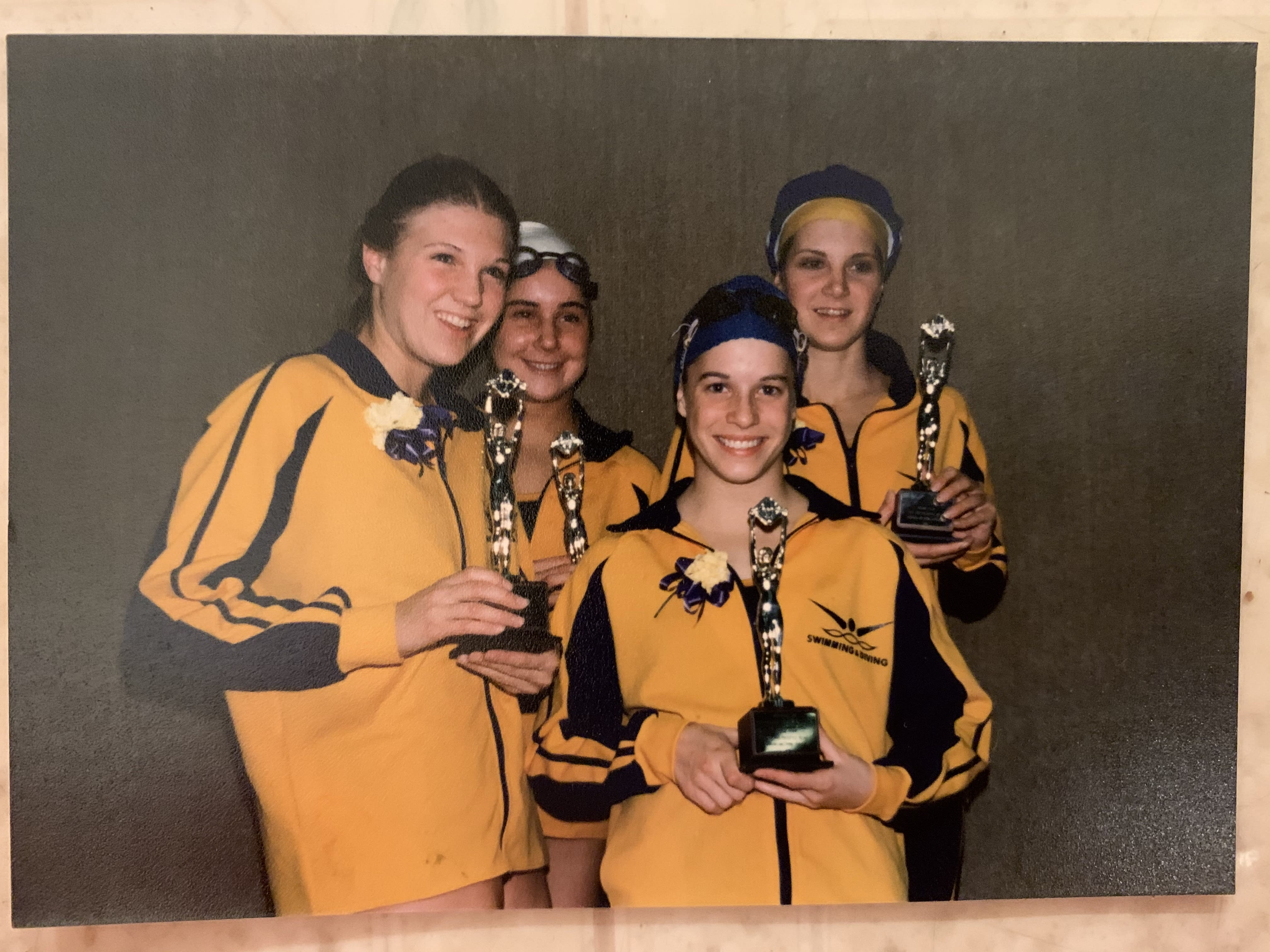 Image for Update: UW-Eau Claire's First Four-Sport All-American: Carolyn Sheild