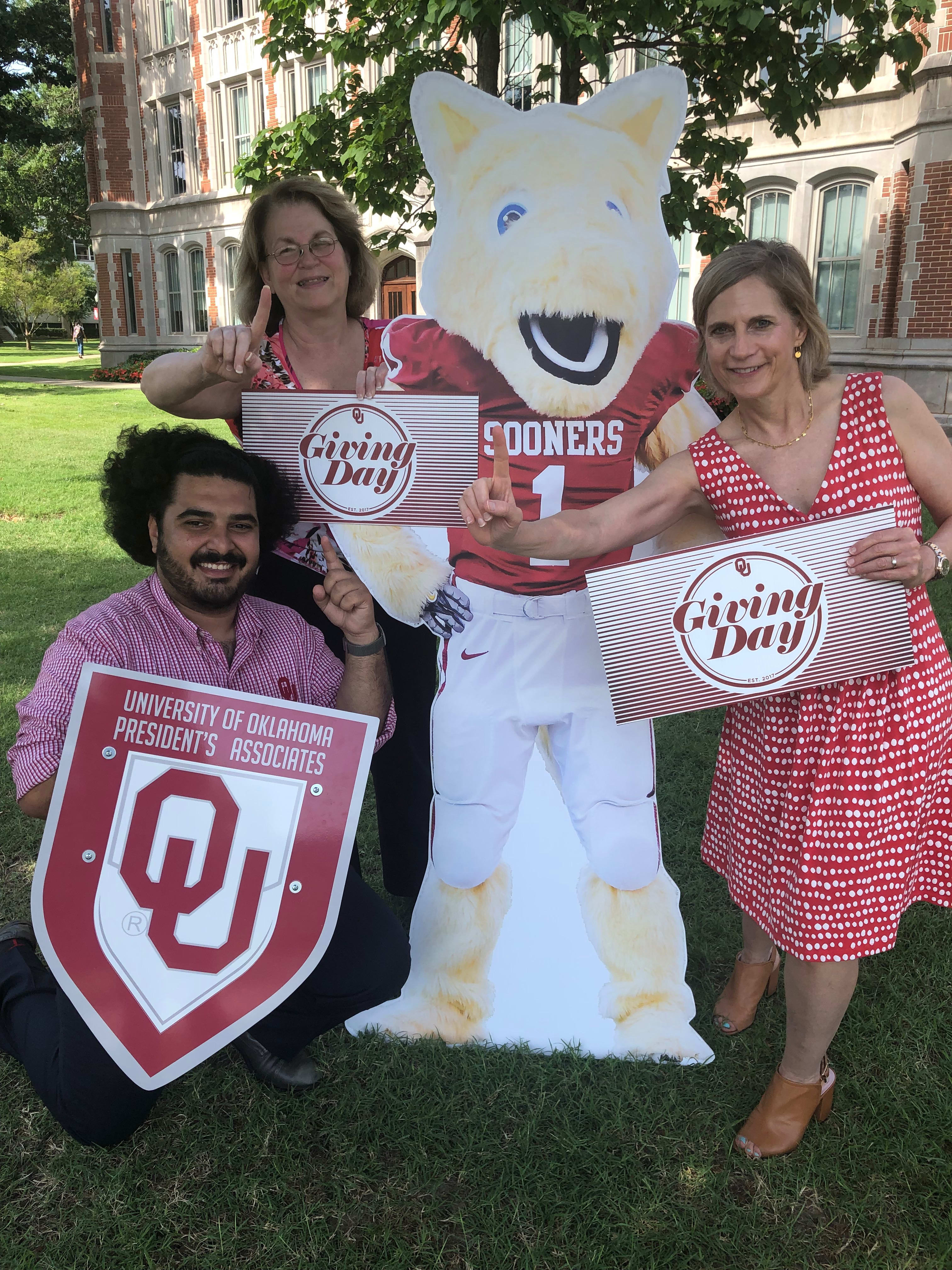 Image for Update: Welcome to OU Giving Day 2019!