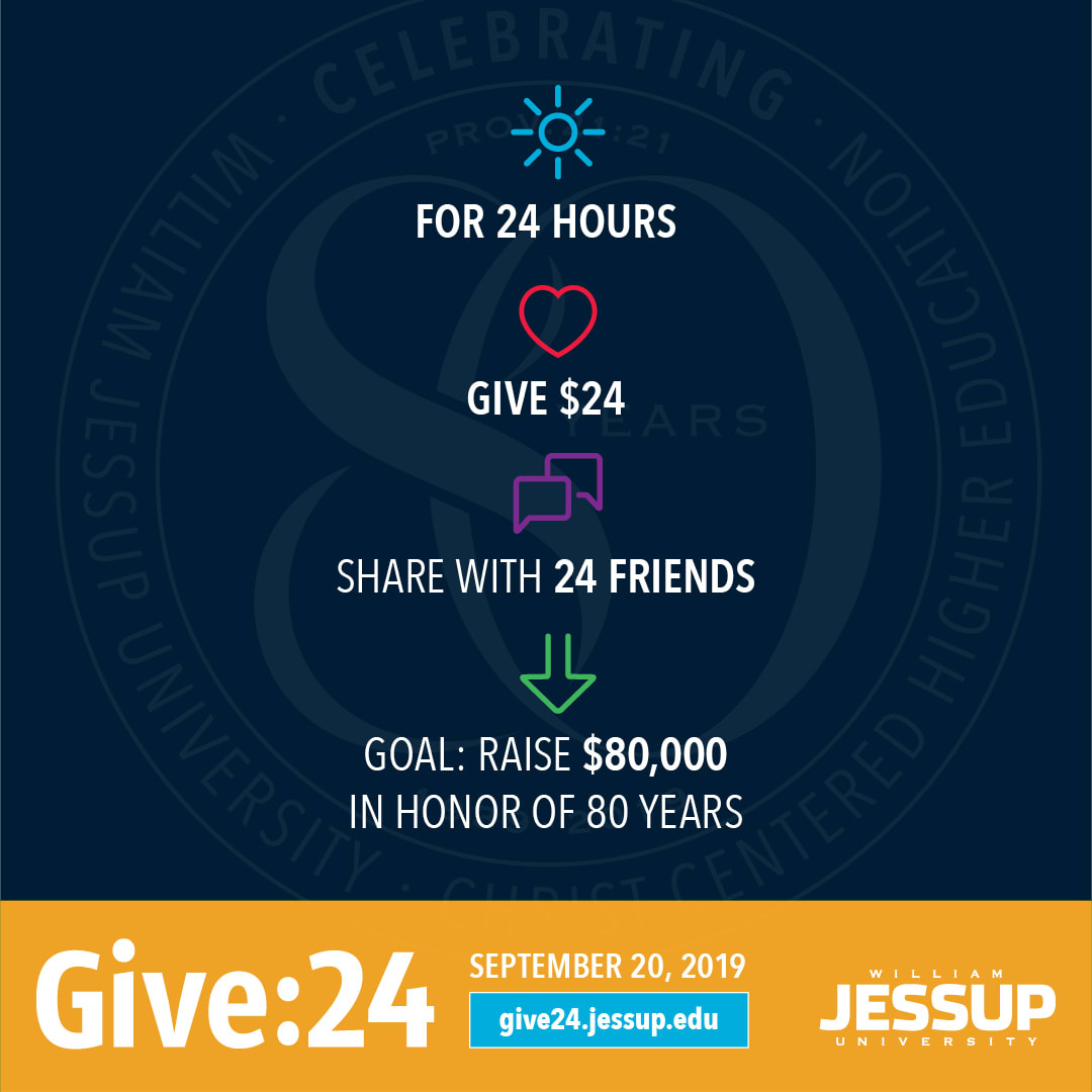 Image for Update: The Most Ambitious Goal in Give:24 history