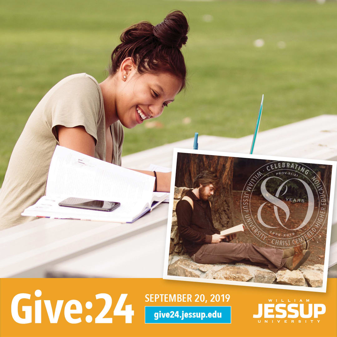 Image for Update: Give:24 is a day for changed lives.