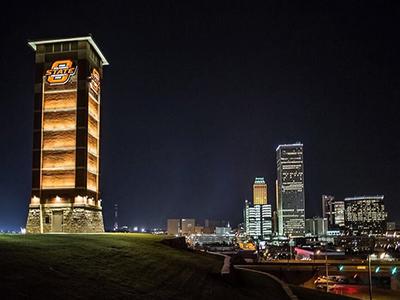 OSU Tulsa Tile Image