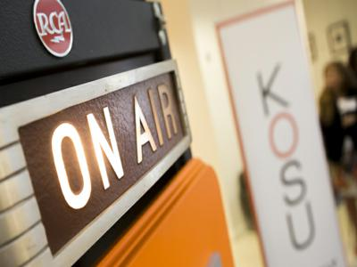 KOSU Radio Tile Image