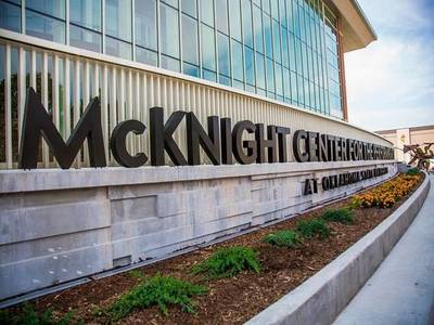 McKnight Center for the Performing Arts Tile Image