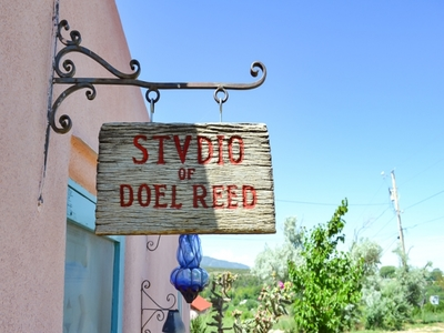Doel Reed Center in Taos Tile Image