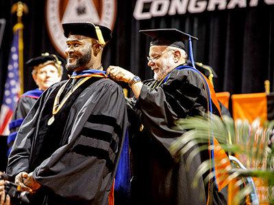 Graduate College Tile Image