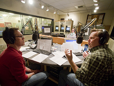 WSIU Public Broadcasting Tile Image