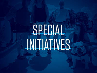 Special Initiatives Tile Image
