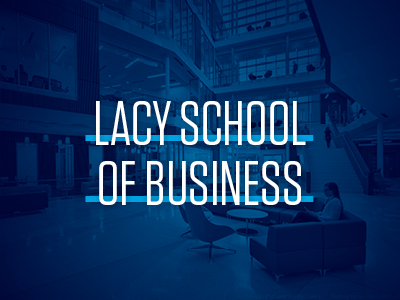 Lacy School of Business Tile Image