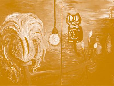 Cezanne's Path Student Trip Tile Image