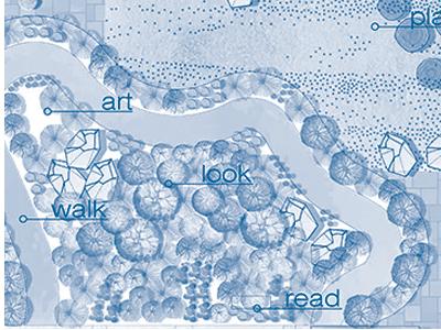 Landscape Design Tile Image