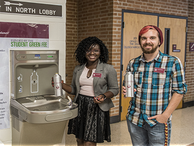 SIU Green Fund Grant Program Tile Image