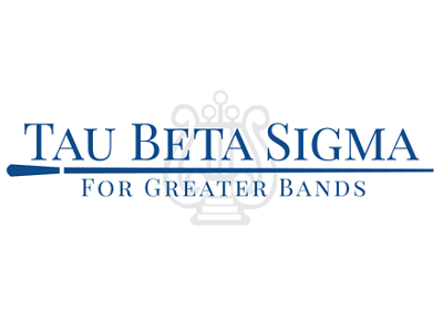 For Greater Bands - Tau Beta Sigma Tile Image