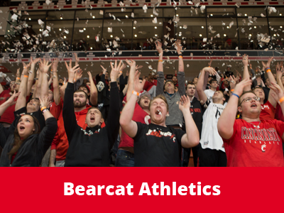 Bearcats Athletics Tile Image
