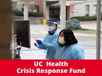 UC Health Crisis Response Fund Tile Image