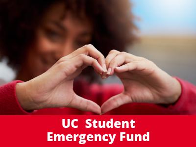 UC Student Emergency Fund Tile Image