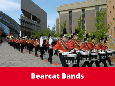 Bearcat Bands Tile Image