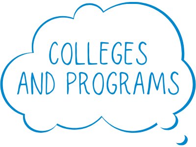 Colleges and Programs Tile Image
