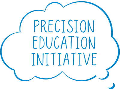 Precision Education Initiative Tile Image
