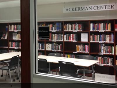 Ackerman Center for Holocaust Studies Tile Image