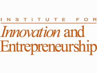 Institute for Innovation and Entrepreneurship Tile Image