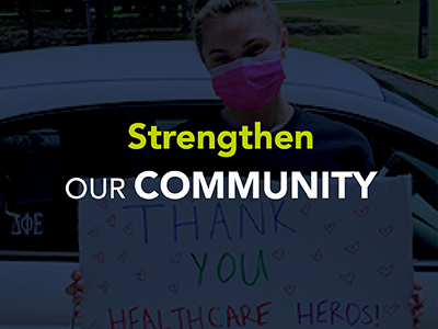 Strengthen Our Community Tile Image