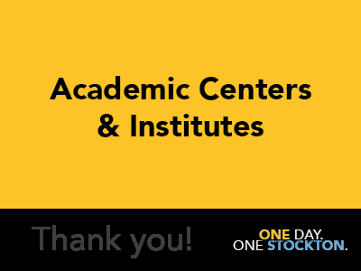 Academic Centers & Institutes Tile Image