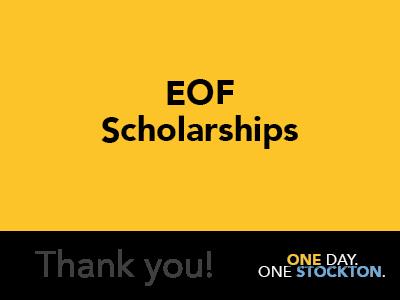 EOF Scholarships Tile Image