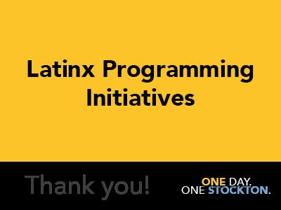 Latinx Programming Initiatives Tile Image