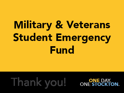 Military & Veterans Student Emergency Fund Tile Image