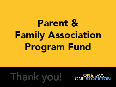 Parent & Family Association Program Fund Tile Image