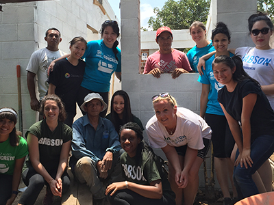 Babson Habitat for Humanity Tile Image