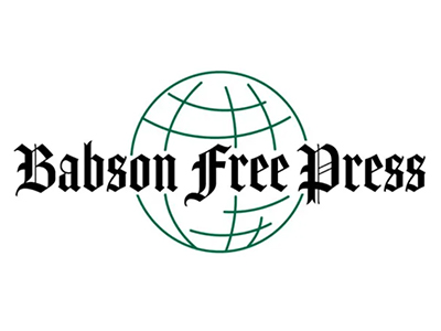 Babson Free Press 50th Tile Image