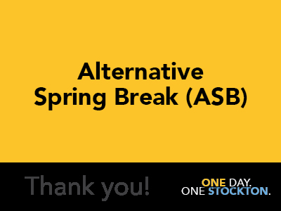 Alternative Spring Break (ASB) Tile Image