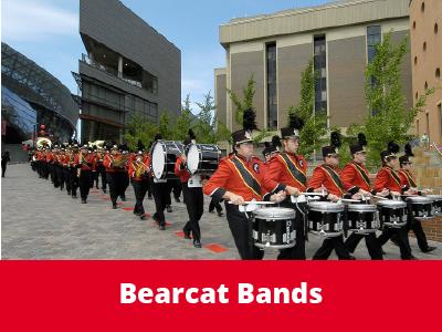 Bearcat Bands Tile Image