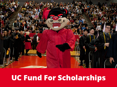 UC Fund for Scholarships Tile Image
